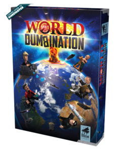 World Dumbination game box