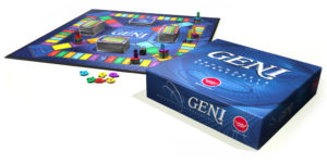Geni board game