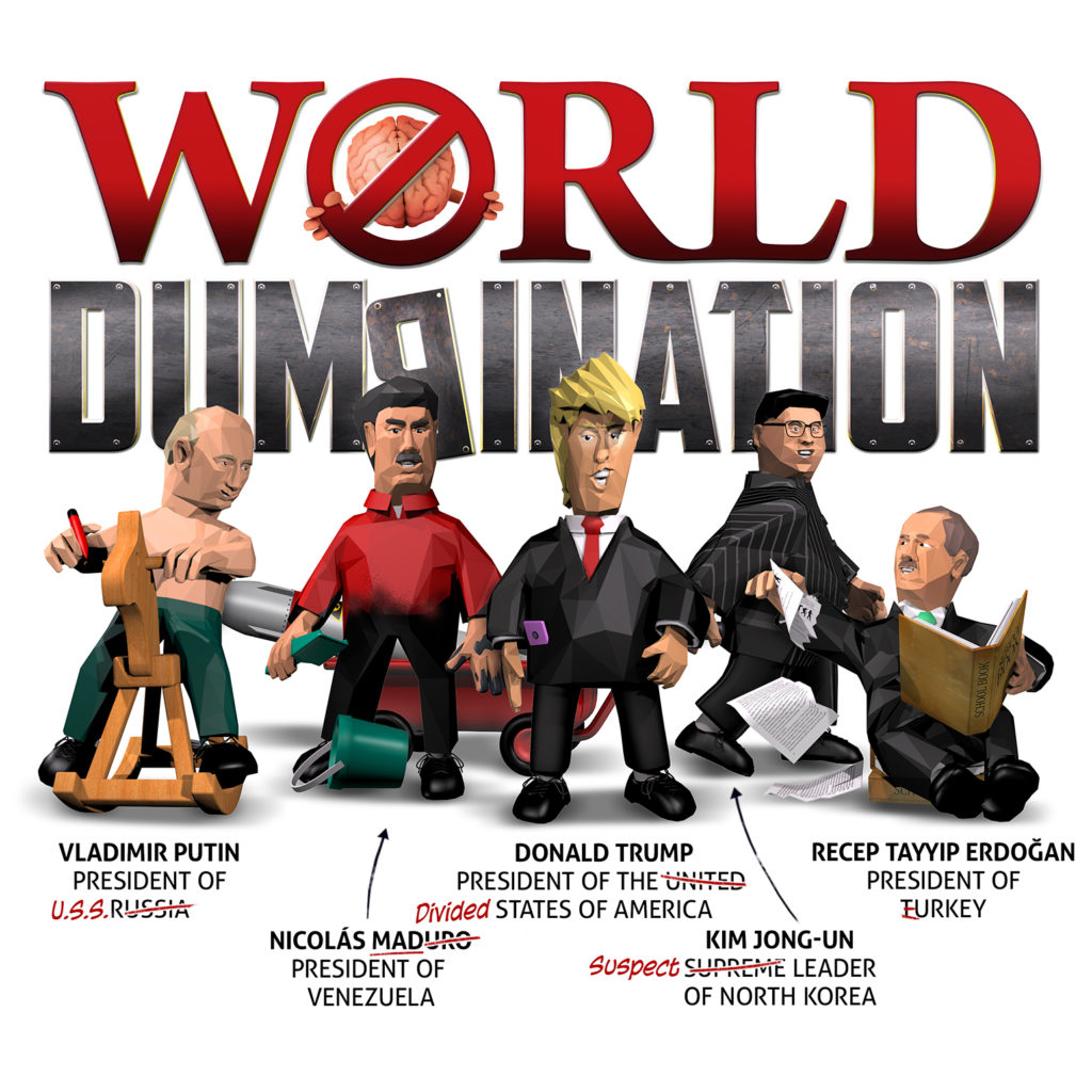 World Dumbination gang